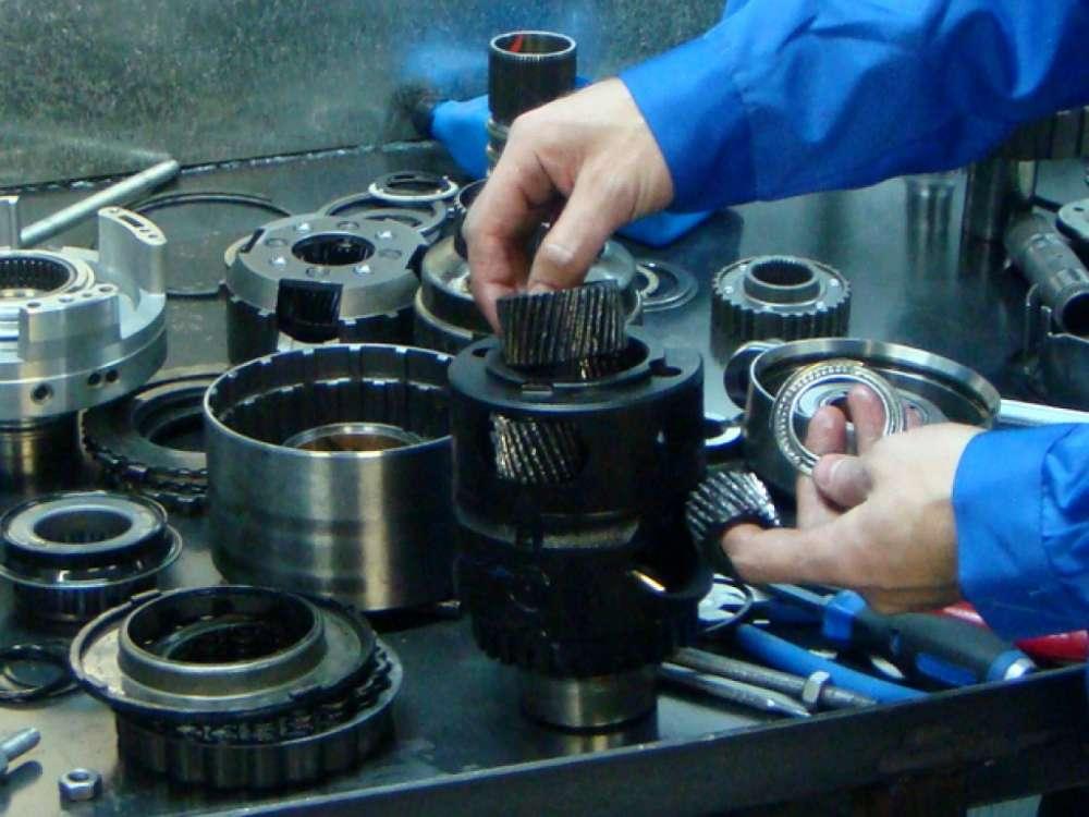 Ремонт механической коробки передач своими руками